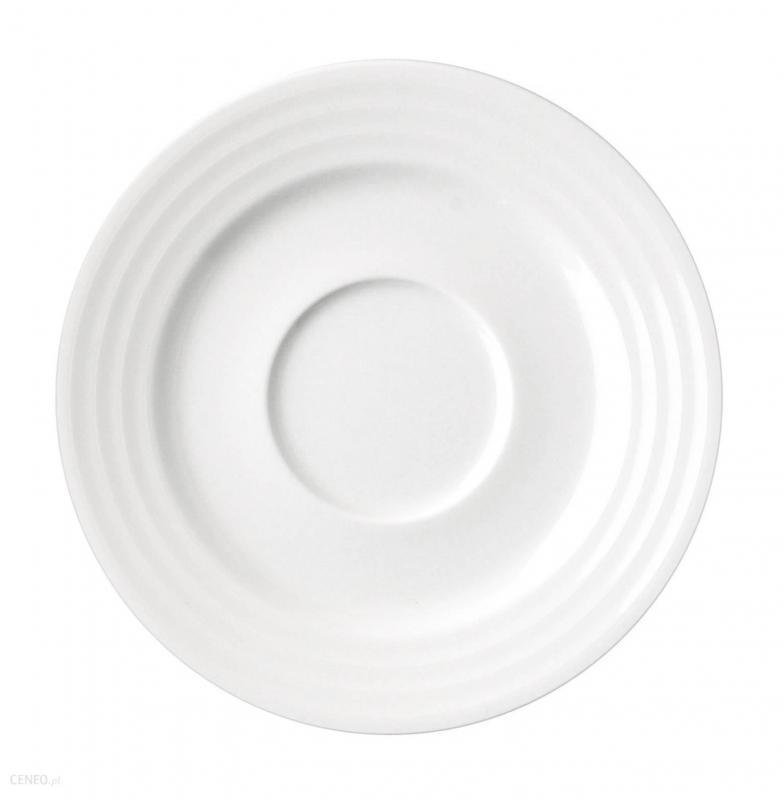 RAK Rondo porcelán csészealj, 17 cm, 429070