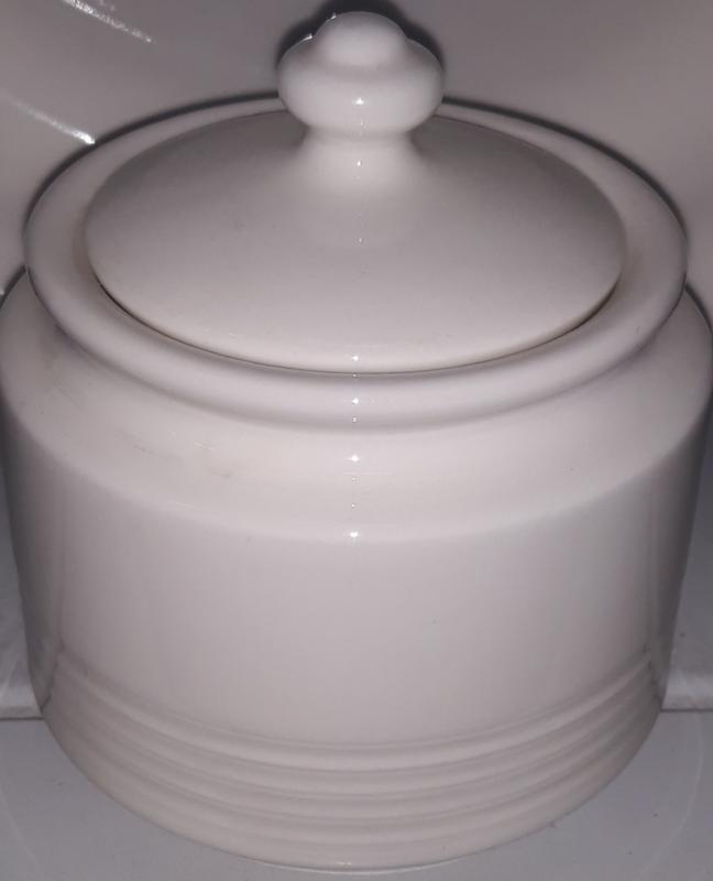 RAK Rondo porcelán cukortartó fedővel, 429097