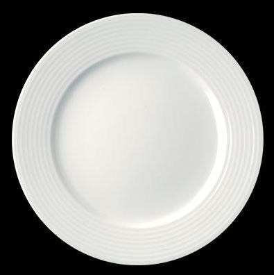 RAK Rondo porcelán desszert tányér, 21 cm, 429068