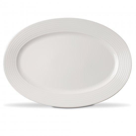 RAK Rondo porcelán ovál tál, 38 cm,  429078