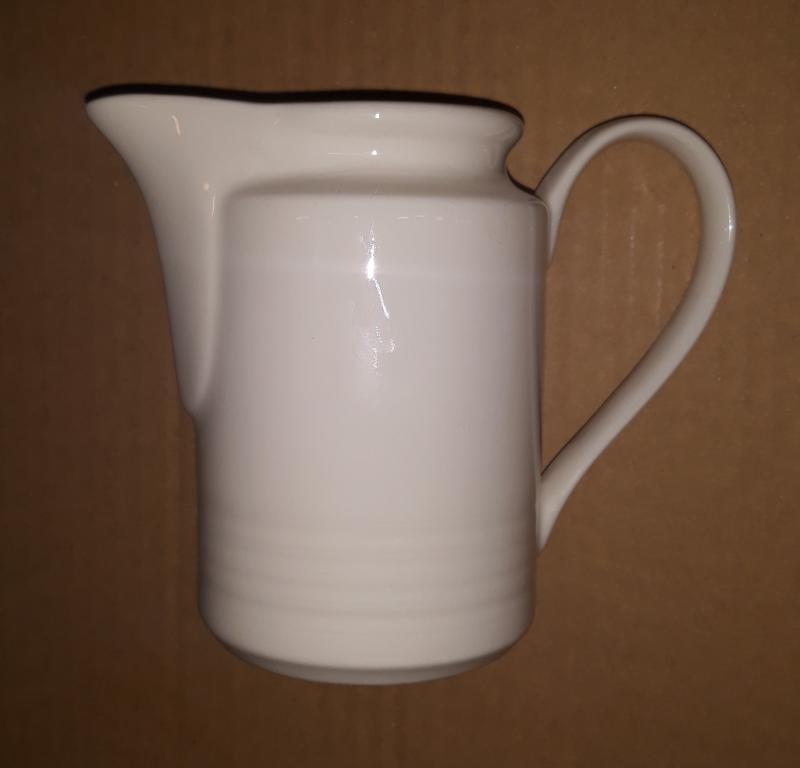 RAK Rondo porcelán tejkiöntő, 15 cl, 429071