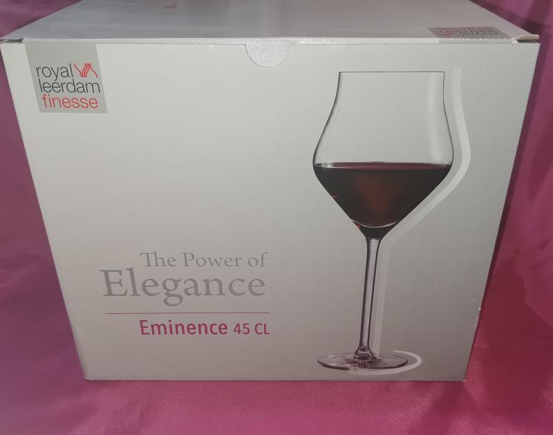 Royal Leerdam Elegance, Eminence 45 cl boros pohár 6 db, 254031