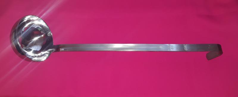 Salvinelli rozsdamentes merőkanál, 10 cm, 250 ml, MEPE10, 430113