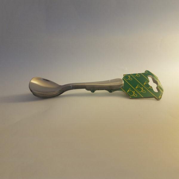 Sciola Oxford rozsdamentes bliszteres fagylaltkanál, 6 db, 135031