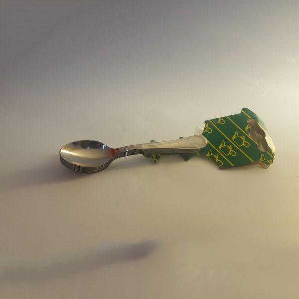 SCIOLA OXFORD rozsdamentes mokkáskanál, 1 db, 135016
