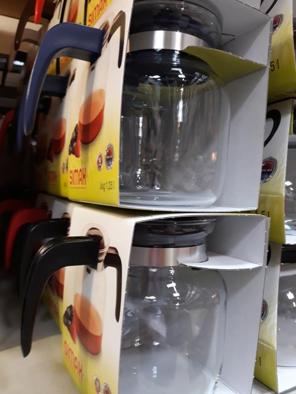 Simax Matura teakanna 1,25 liter, 401017