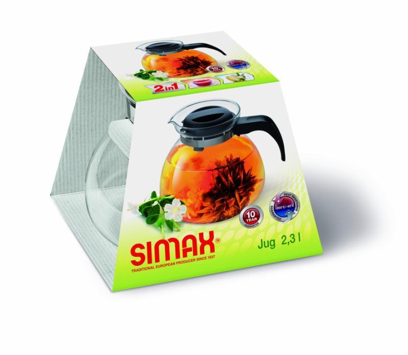 Simax Svatava teakanna, 2,3 liter, 401009