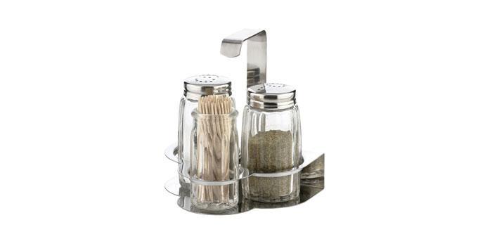 TESCOMA CLASSIC só-bors-fogvájótartó állványos, 654022