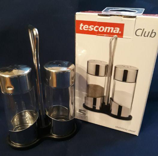 Tescoma Club állványos só-és borstartó, 650320