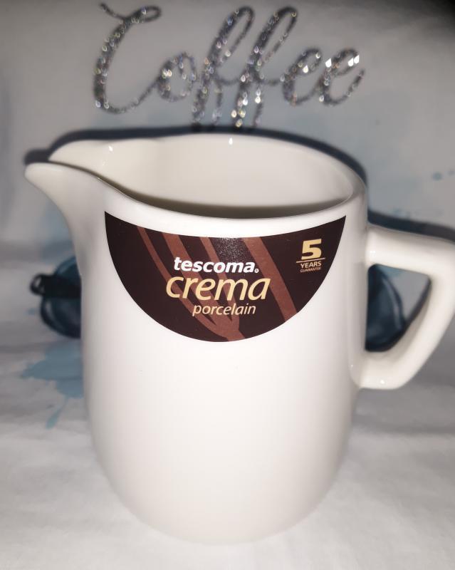 Tescoma Crema porcelán tej-tejszínkiöntő, 225 ml, 387150