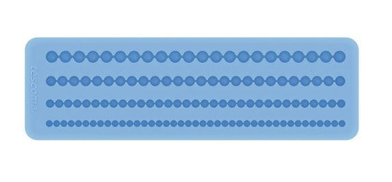 Tescoma Delícia Deco szilikon fondant forma sorminta, gyöngy, 139322