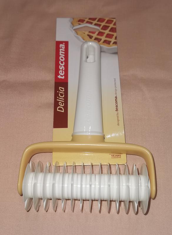 TESCOMA DELICIA műanyag texturált henger (rácsozó), 630044
