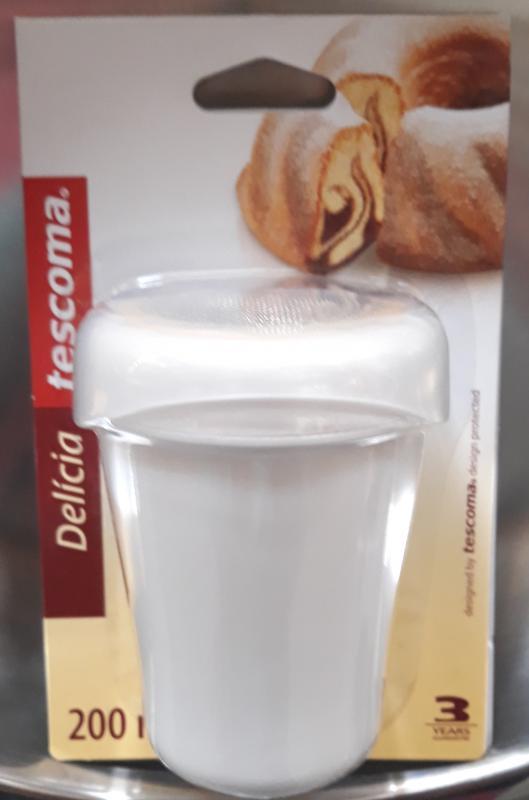 Tescoma Delícia porcukor/kakaó/fahéj szóró, 200 ml, 630330