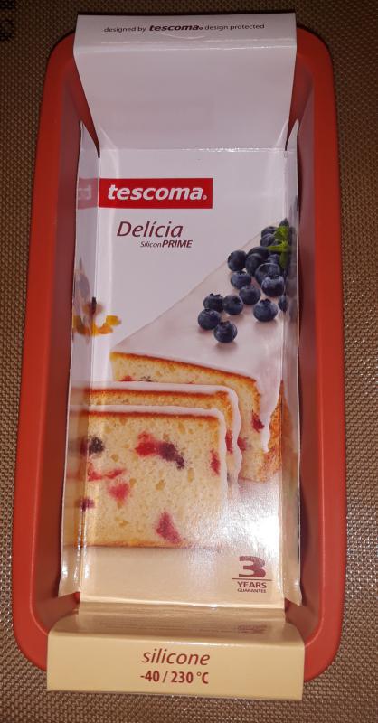 Tescoma Delícia Silicon Prime szilikonos püspökkenyérforma, 629420