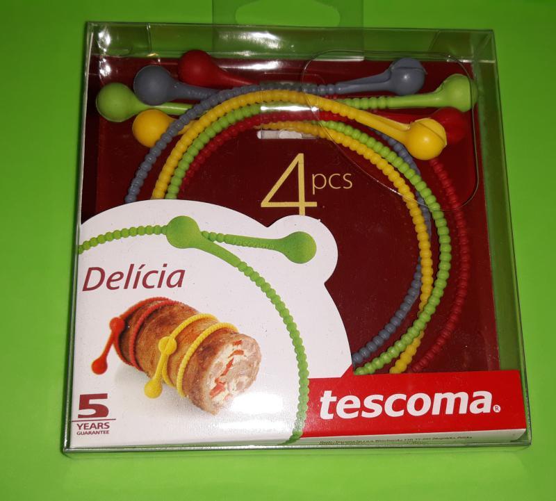 TESCOMA DELICIA Szilikonos kötő, 4 db, 630570