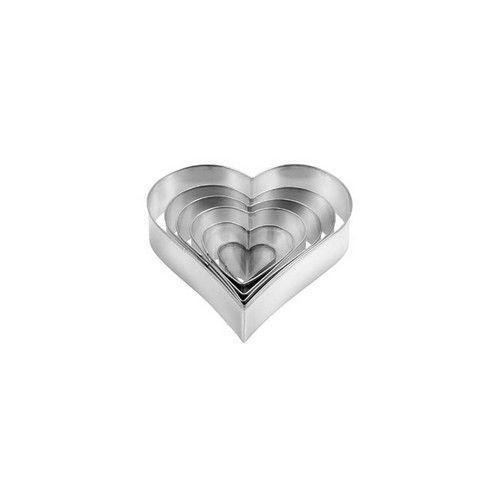 Tescoma Delícia szív alakú kiszúró, 630862