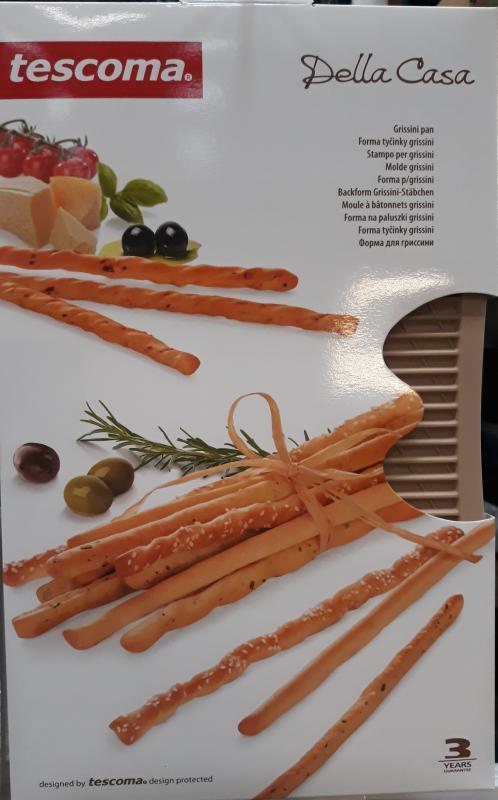 Tescoma Della Casa grissini készítő szilikonos sütőlap, 629560