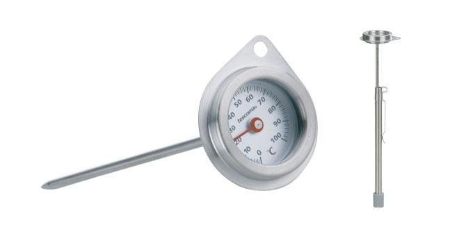 TESCOMA GRADIUS hús hőfokmérő óra /15 sec/