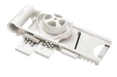 TESCOMA Handy 5 funkciós reszelő, 139250
