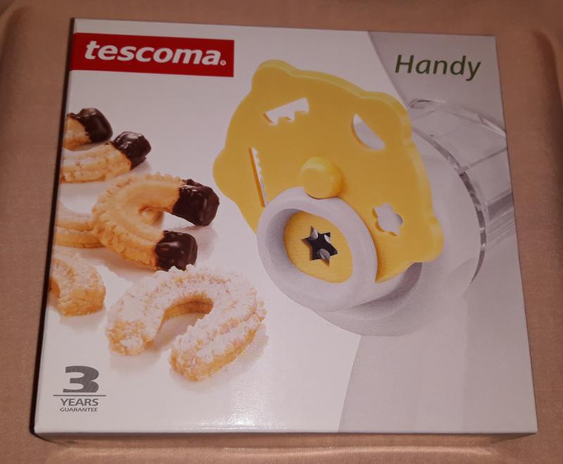 Tescoma Handy húsdarálóhoz linzer és kolbásztöltő betét,  643587
