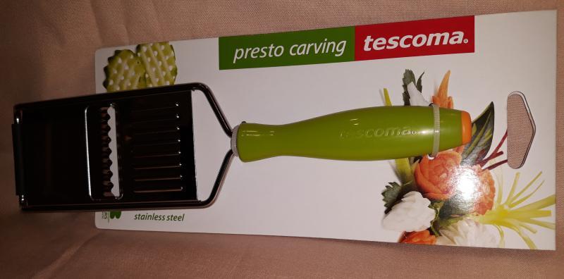 Tescoma Presto Carving kézi reszelő (zöldség), 422054