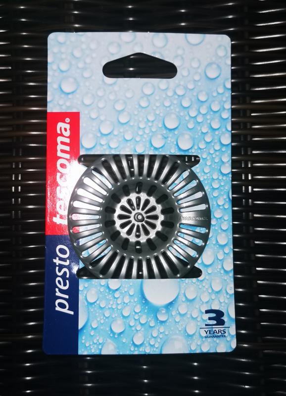 Tescoma Presto műanyag lefolyószűrő, 6 cm, 115206