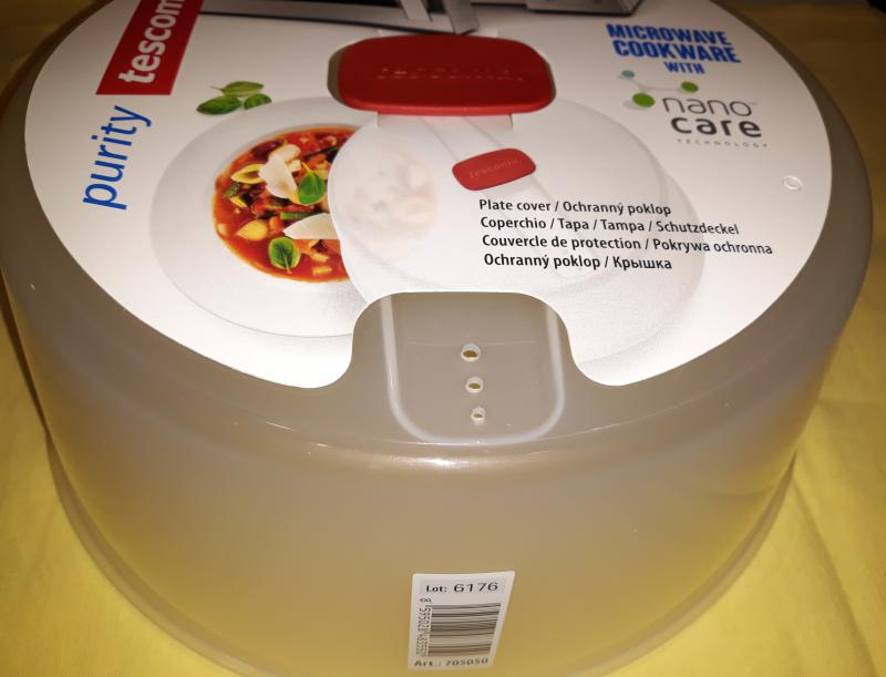 Tescoma Purity Microwave fedő, 25 cm, 139757