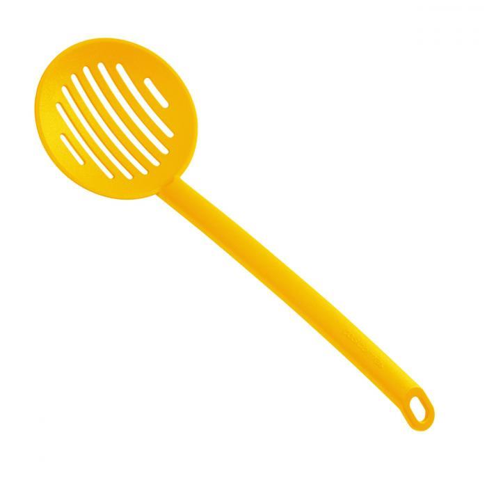 Tescoma Space Tone habszedőkanál, sárga, 638058