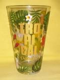 Cerve Nadia Amazzonia üdítős-vizes pohár (trópusi), 31 cl, 1 db, 165323