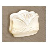Dekor Pap Antikolt natúr kerámia szalvétatartó, 9,5x7,5 cm, D.P.80020