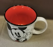 Disney Mickey 90 kerámia bögre (Mickey fej) , 38,5 cl, 1 db, 265002