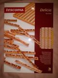 Tescoma Delícia tésztakiszúró rács, rúd, 26 db, sajtosrúd készítő rács, 630895