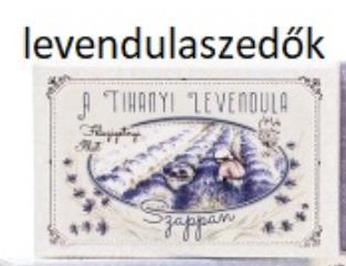 T.L.M.Szappan nagy, levendula,Tihanyi levendulaszedők 125g