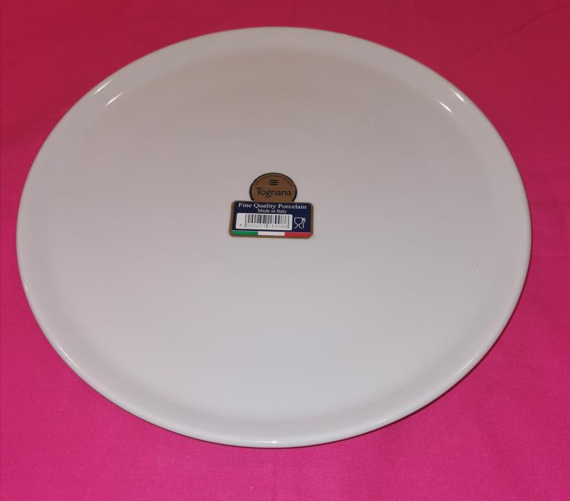 TOGNANA CINZIA porcelán pizza tányér, 33 cm, 155029
