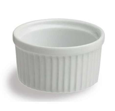 Tognana porcelán szuflés tálka 8cm, hőálló