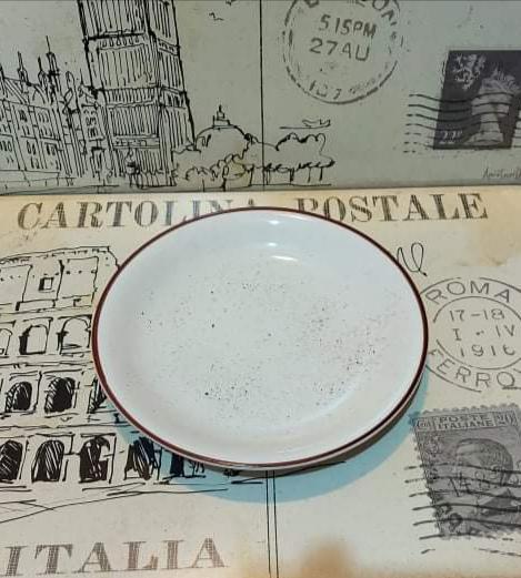 Tognana Stay Louise kerámia desszertes tányér, 19 cm, 1 db