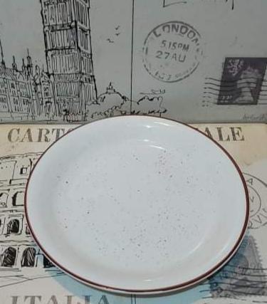 Tognana Stay Louise kerámia lapos tányér, 26 cm, 1 db,