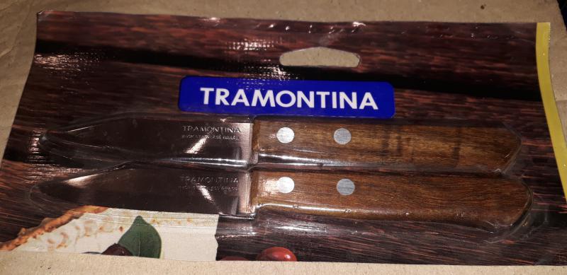Tramontina hámozó kés, 2 db, 414020