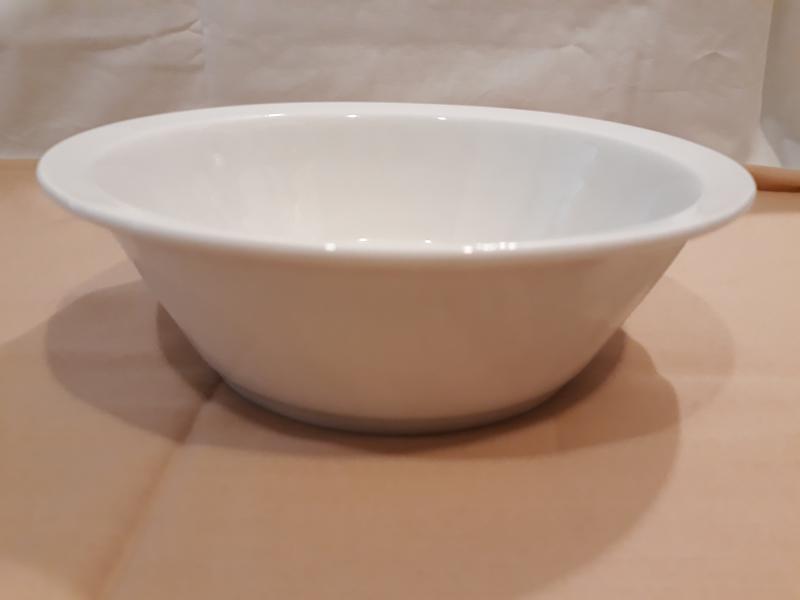 Uniset porcelán gulyástál, 18,5 cm, 365003