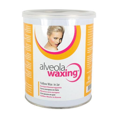 Alv. Alveola Waxing Sárga gyanta 800 ml konzerv