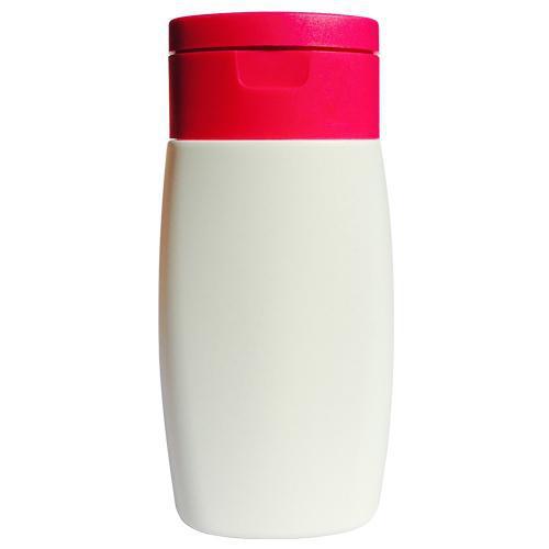 ALV. Flakon fehér, rózsaszín kupakkal 50ml