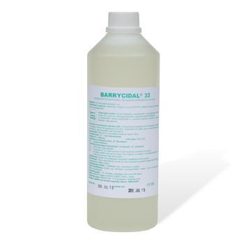 Alv. Műszerfertőtlenítőszer Barrycidal 33 - 1000ml