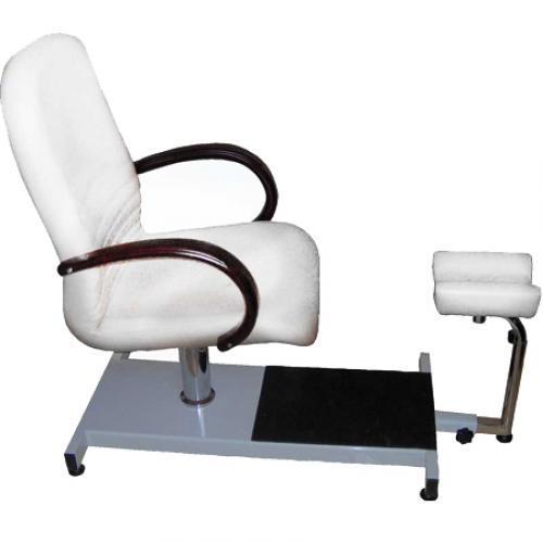 frotír párnák pedikűr székre
