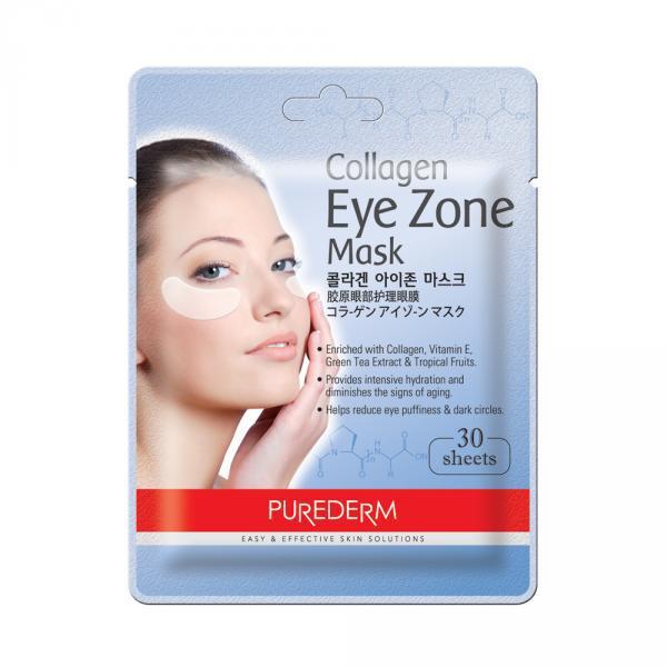 Alv. PureDerm szemmaszk Collagen