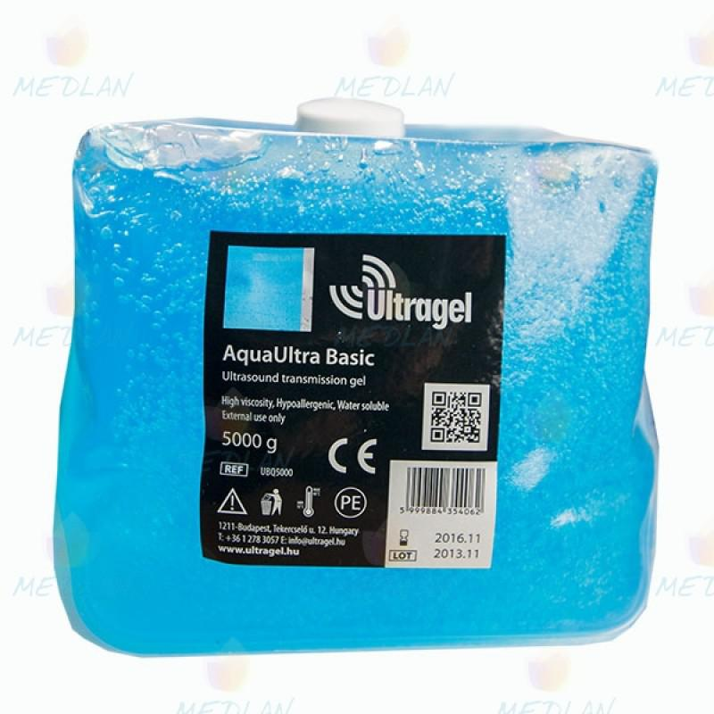 AquaUltra Basic Ultrahang gél 5000ml
