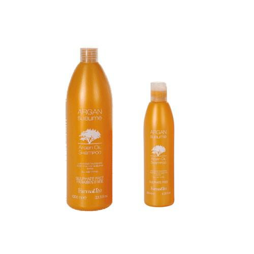 ARGAN SUBLIME Argán olajos sampon 1000ml