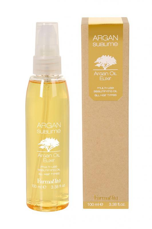 ARGAN SUBLIME Hajregeneráló elixir 100ml