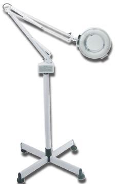 B. D. Nagyítós lámpa kerek M-2021