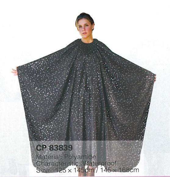 Chromwell Beterítőkendő BLACK SHINE / 83839