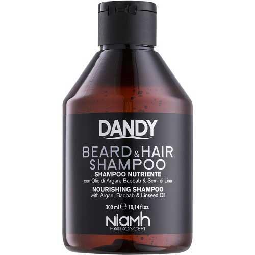 Dandy Beard & Hair / Hair and beard shampoo 300ml - Haj és szakáll sampon
